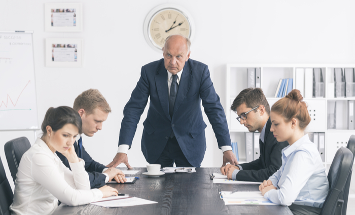 The 5 Things Bad Bosses Fail to Do